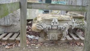 une arcade des tuieries