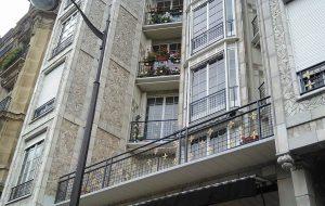 visite paris architecture béton